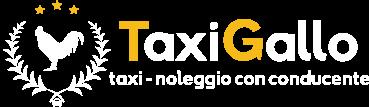 logo del noleggio con conducente taxi gallo NCC
